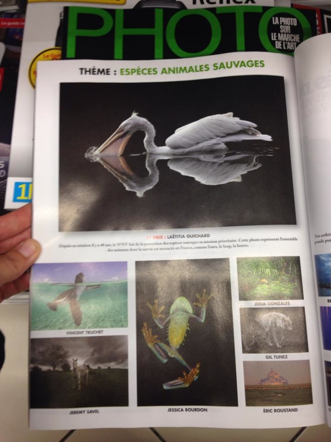 1 er prix WWF du magazine PHOTO 2014