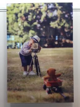 séléctionnée par Zeinberg pour le salon de la photo 2016